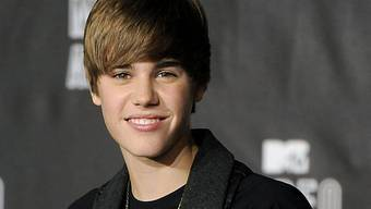 Teenie-Schwarm Justin Bieber (Archiv)