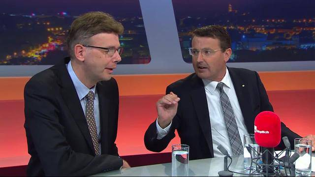 Widerstand gegen neues Sparpaket im Aargau