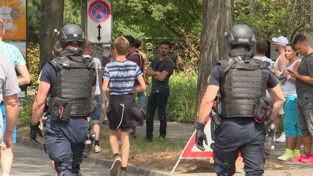 Street Parade: Polizei sucht nach Drogen und Sprengstoff