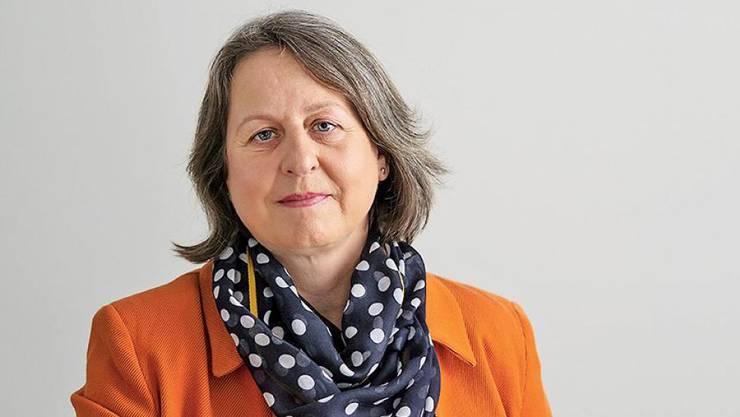 Katharina Eichenberger Bryner.