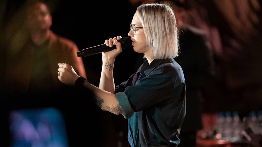 Episode 7: Stefanie Heinzmann singt «Lisa»