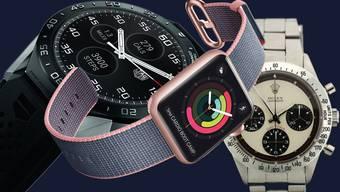 Dank der Apple Watch ist der US-IT-Konzern heute einer der umsatzstärksten Uhrenhersteller der Welt.