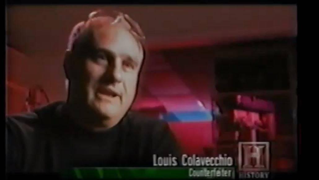 Der «History Channel» produzierte zum Leben Colavecchios eine Dokumentation.