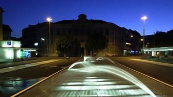 Die Vorgaben des Behindertengleichstellungsgesetzes wurden am Amtshausplatz in Solothurn nicht eingehalten.