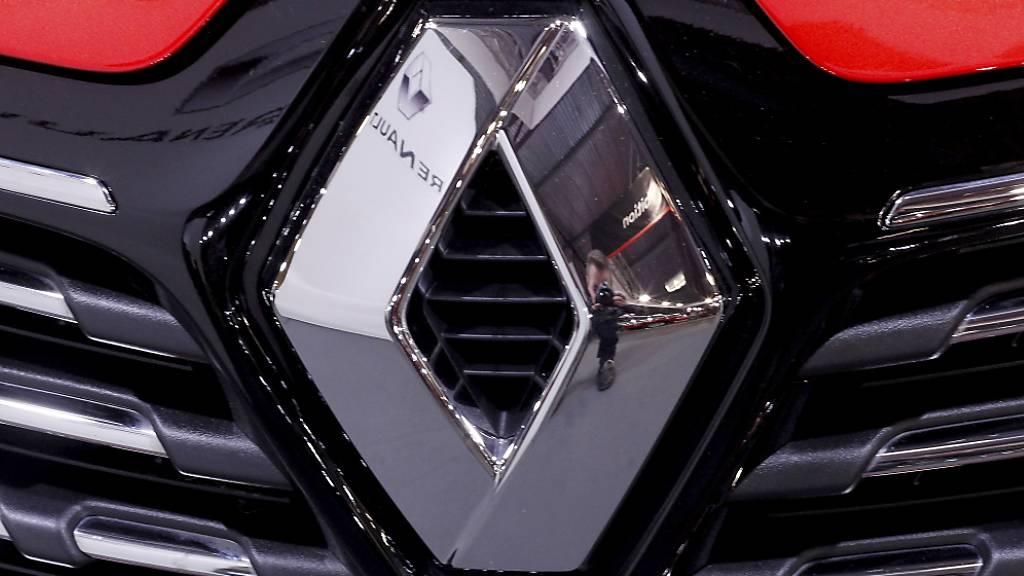 Autobauer Renault erleidet Absatzrückgang