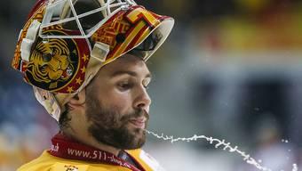 Gehörte zu Langnaus Matchwinnern in Kloten: Goalie Ivars Punnenovs