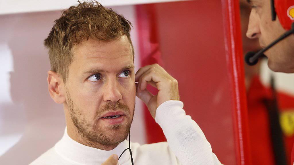 Sebastian Vettel steht in Montreal zum vierten Mal auf dem besten Startplatz