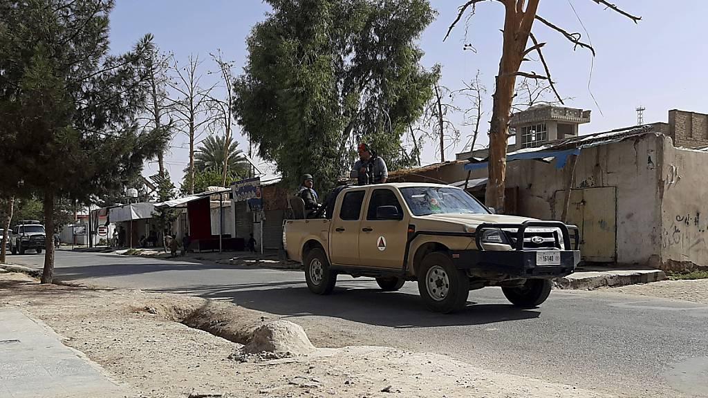 UN: Mindestens 40 tote Zivilisten bei Gefechten in Südafghanistan