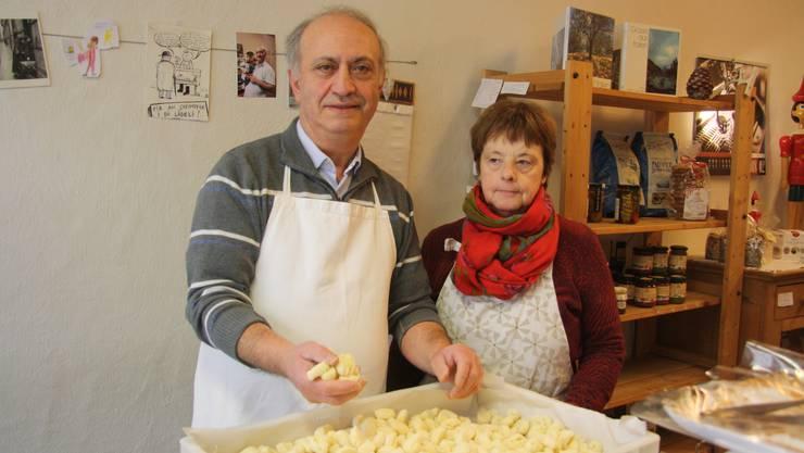 Angelo und Pia Raimondo werden ihr beliebtes Altstadtgeschäft diesen Samstag schliessen