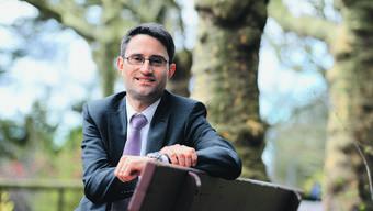 Der 39-jährige Jurist und Grossrat Lukas Engelberger ist einziger Kandidat der CVP für die Nachfolge des zurücktretenden Carlo Conti. (Archiv)