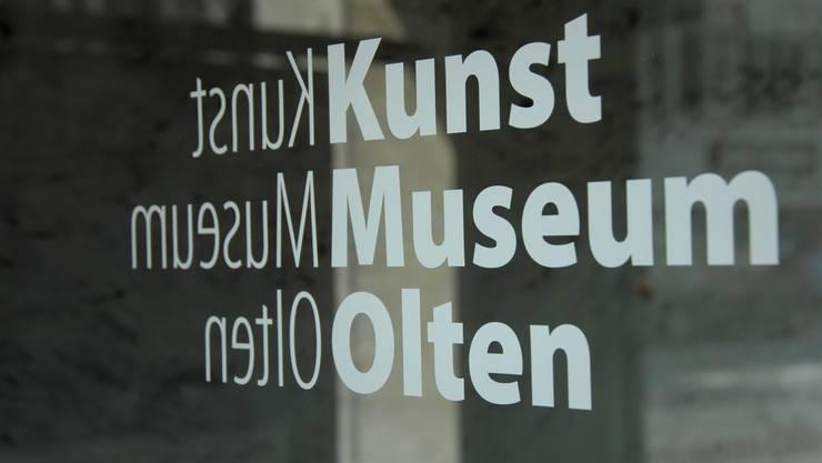 Geht es nach dem Willen des Stadtrats, bleibt das Kunstmuseum Olten erhalten.