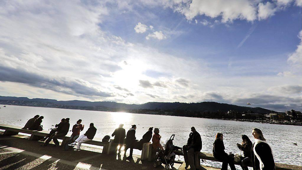 Bei der Lebensqualität gehört die Schweiz zu den besten Ländern weltweit, wenn es um Eingewöhnung im Gastland geht, jedoch zu den schlechtesten. (Symbobild)