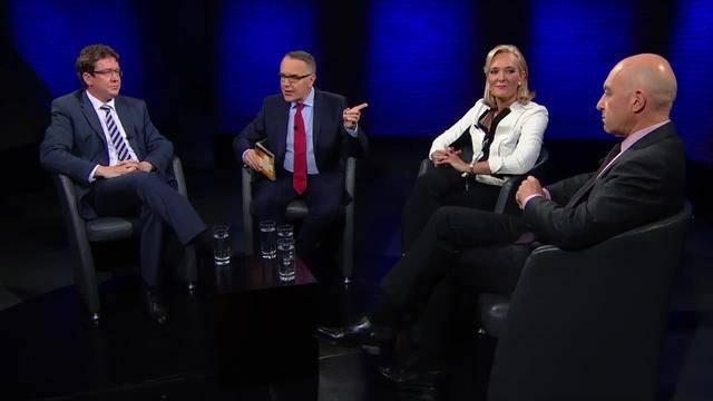 RTVG – Asylschwemme – Armeereform