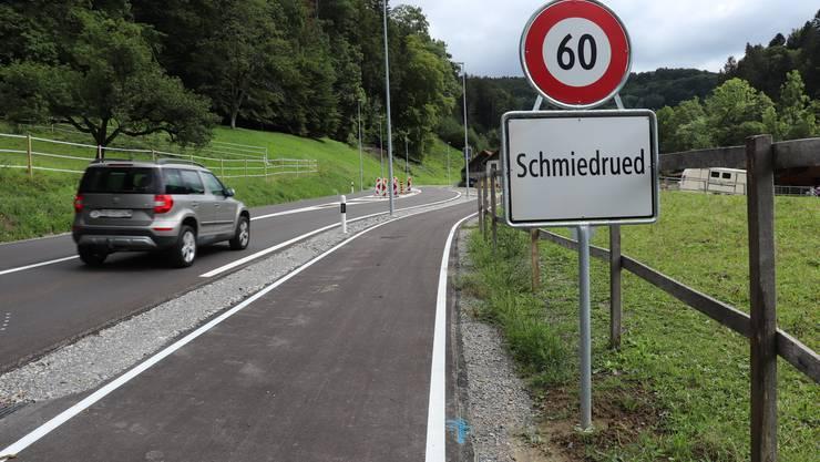 Die schnellste Gemeinde: Schmiedrued-Walde