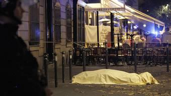 Die Anschläge in Paris haben Europa 2015 in seinen Grundfesten erschüttert.