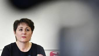 Gesundheitsdirektorin Franziska Roth tritt nach Kritik zurück. (Archivbild)