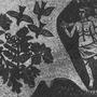 Ausschnitt aus dem «Weltenbaum» von Walter Eglin.