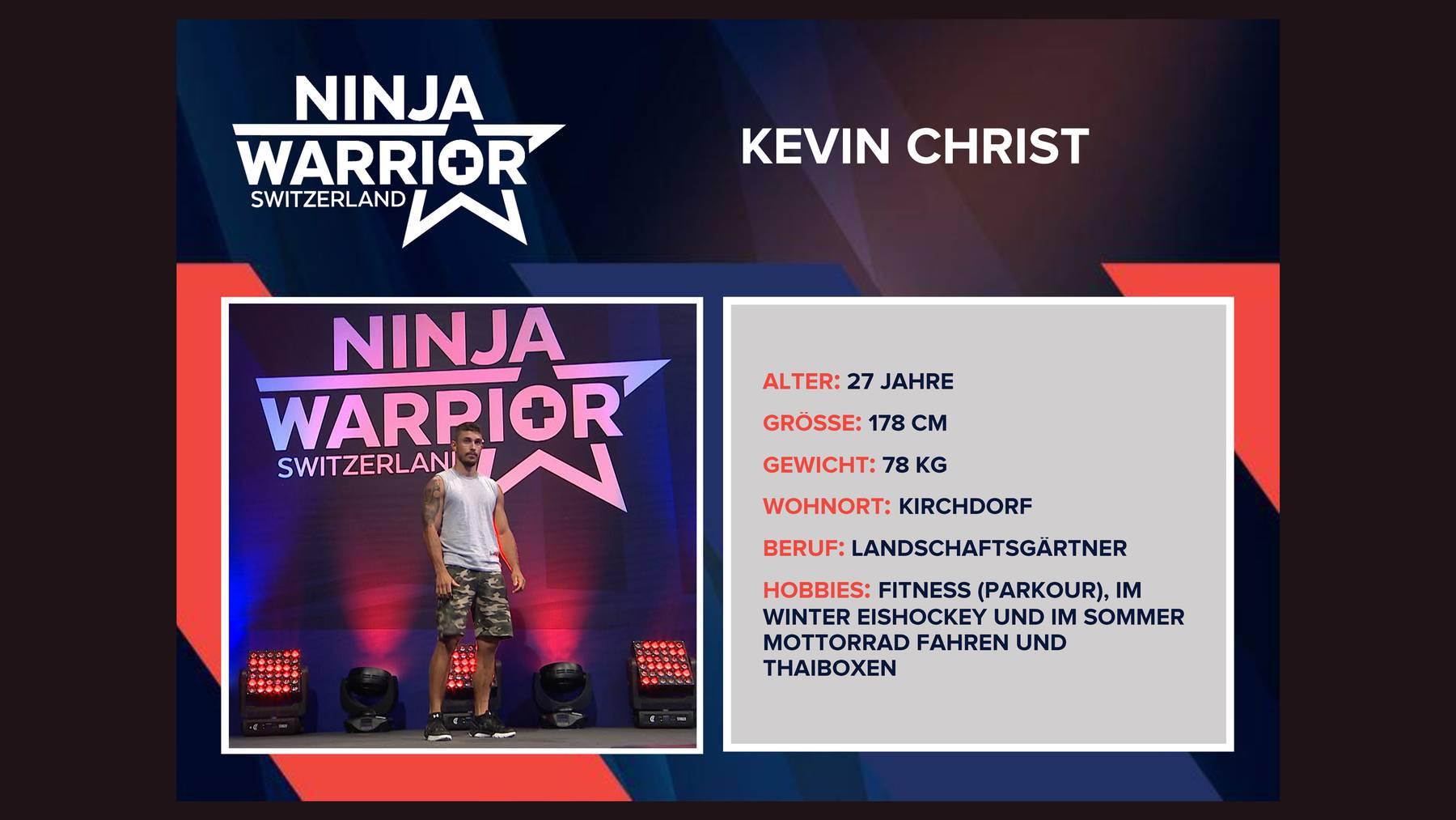 Kevin Christ