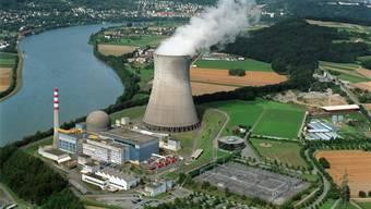 Das Kernkraftwerk Leibstadt befindet sich in seinem 34. Betriebsjahr.