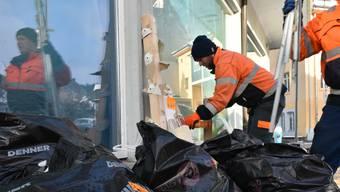 Das Entsorgungssystem in Mellingen soll mit Unterflurcontainern ergänzt werden. (Symbolbild)