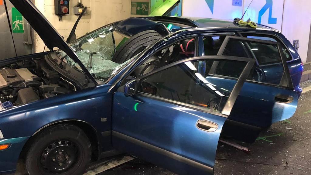 Rad tötet im Gotthard einen Autofahrer