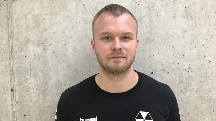 Aliaksei Khadkevich stösst aus Rumänien zum RTV.