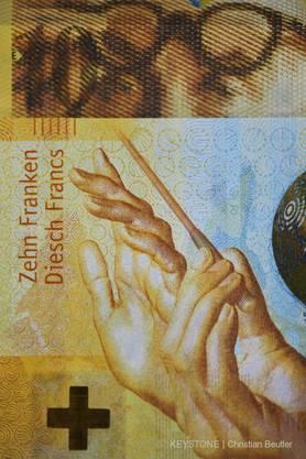 Die neue 10er-Note.