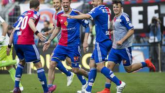 FC Basel gegen YB: Das Spiel