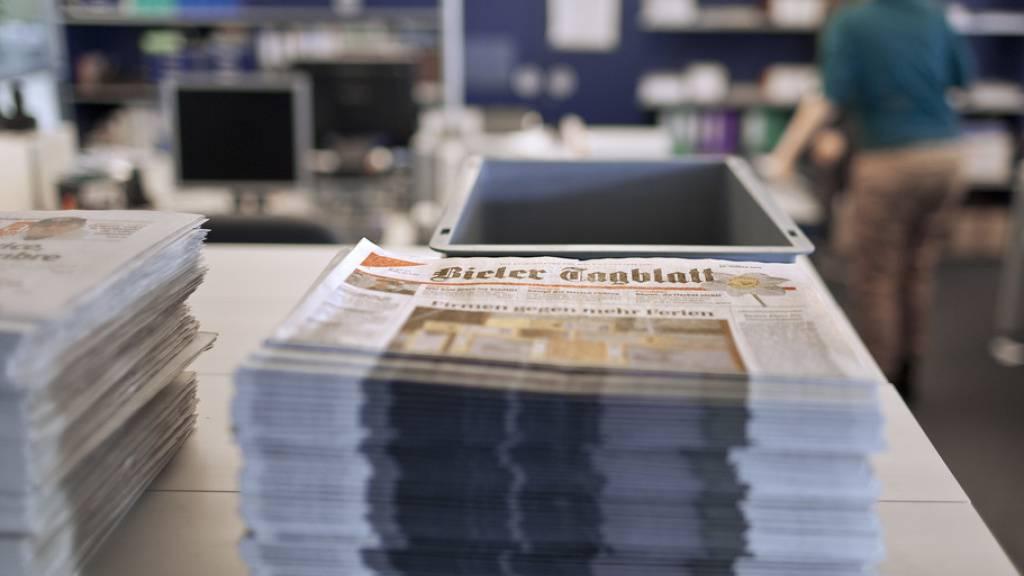 «Bieler Tagblatt» wird an die Walliser Mengis-Gruppe verkauft