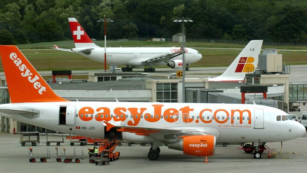 Easyjet Schweiz einigt sich mit Sozialpartnern
