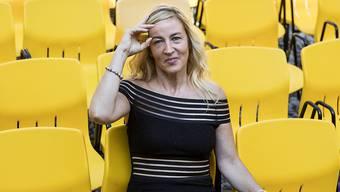 Sie Schweizer Dokumentarfilmerin Barbara Miller am Filmfestival von Locarno im letzten Jahr. (Archivbild)