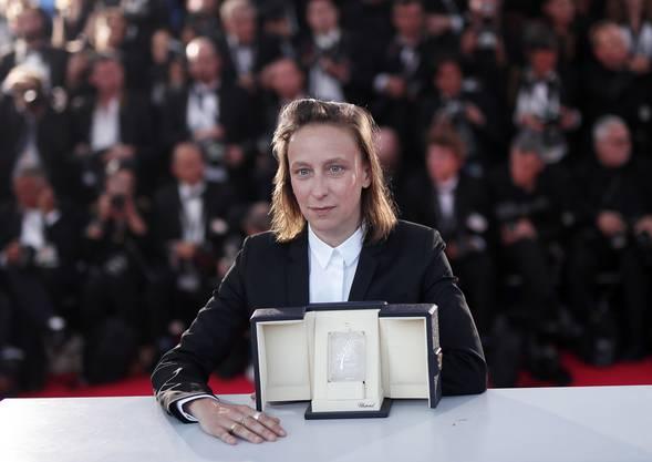 Céline Sciamma wurde in Cannes für «Portrait de le jeune fille en feu» mit dem Preis für das beste Drehbuch ausgezeichnet.