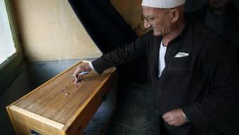 In Ägypten gehen bei den Stichwahlen weniger an die Urnen