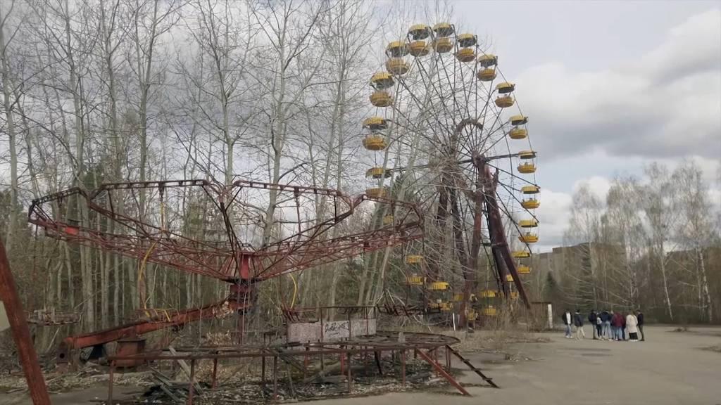 Tschernobyl: Vor 35 Jahren kam es zur verheerenden Atomkatastrophe