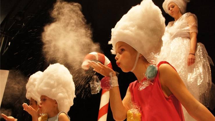 Beim Jugendtheater geht es um einen Kinderbuchklassiker - den «Nussknacker».