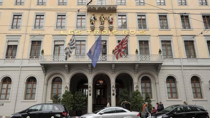 Das Hotel Les Trois Rois hat einen neuen Verwaltungsrat. Es ist der umtriebige ehemalige Schweiz Tourismus Chef Jürg Schmid.