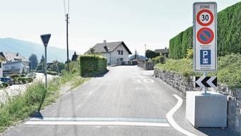 Bald soll auf allen Quartierstrassen in Balsthal Tempo 30 gelten. Dafür werden noch 19700 Franken nötig.