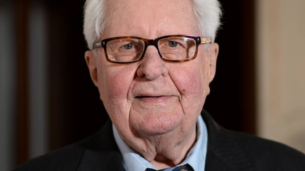 Der ehemalige SPD-Chef Hans-Jochen Vogel ist im Alter von 94 Jahren gestorben. (Archivbild)