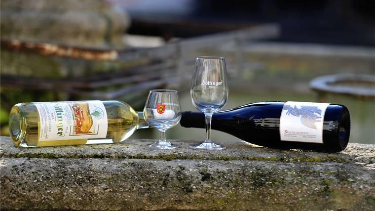 Wer produziert den besseren Wein? Die Döttinger oder die Klingnauer?