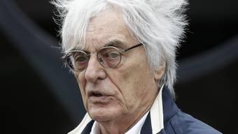 Bernie Ecclestone muss die Geschicke der Formel 1 nach 40 Jahren abgeben