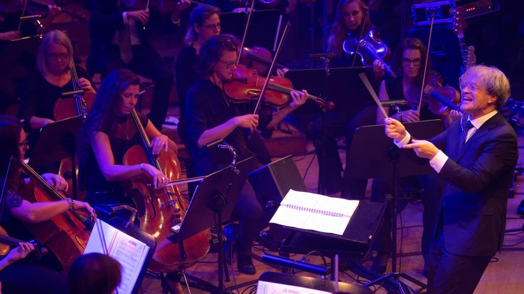 Radio Pilatus Music Night: Einzigartig mit Orchester