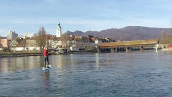 Stand Up Paddle in Olten