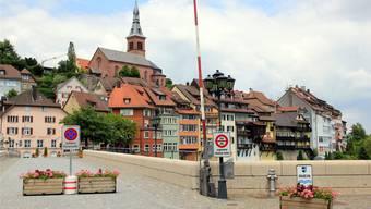 Die Idee für eine temporäre Öffnung der Brücke kommt von deutschen Altstadtbewohnern. sk