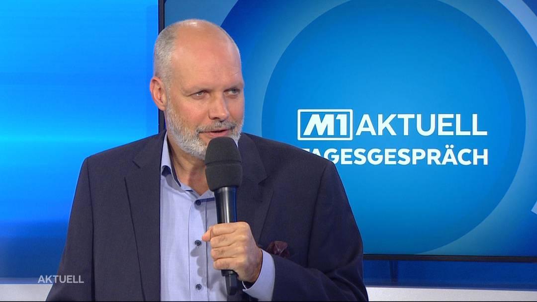 AZ-Chefredaktor Rolf Cavalli über die Grossrats- und Regierungsratswahlen