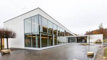 Das leerstehende Oberstufenzentrum im Mumpf wird ab 2021 als Heilpädagogische Schule genutzt.Bild: Claudio Thoma