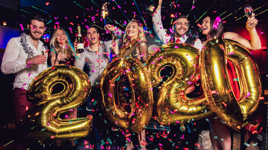 Silvesterparty 2020