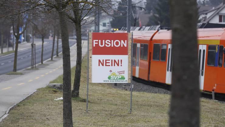 Auch künftig soll nur die Bahn Biberist und Solothurn verbinden.