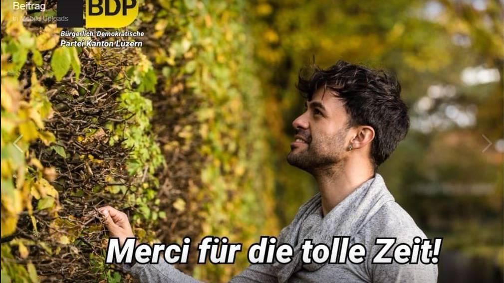 BDP Luzern verzichtet auf Kommunalwahlen