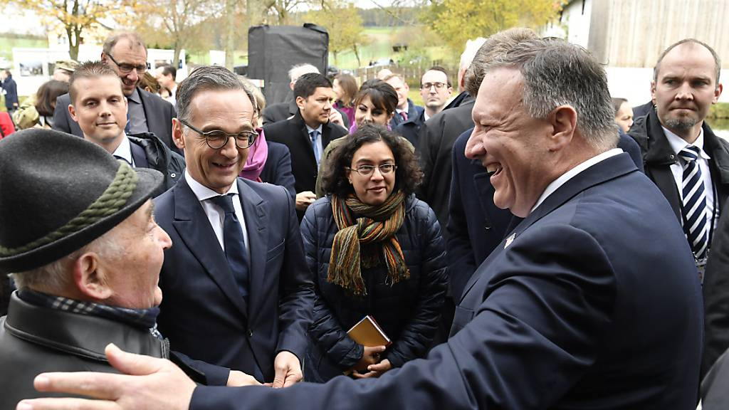 Pompeo und Maas legen gemeinsames Bekenntnis zur Nato ab