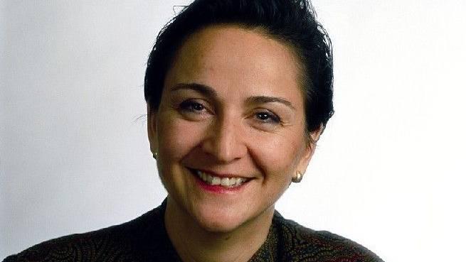 Karin Funk Blaser. Foto: ZVG